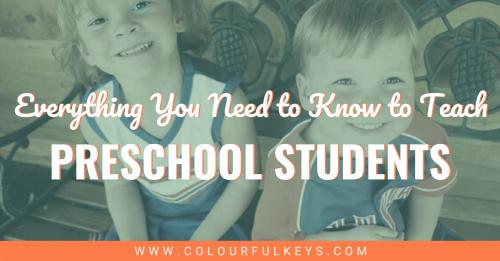 Your Kickstart Guide to Teaching Preschool Piano facebook 2
