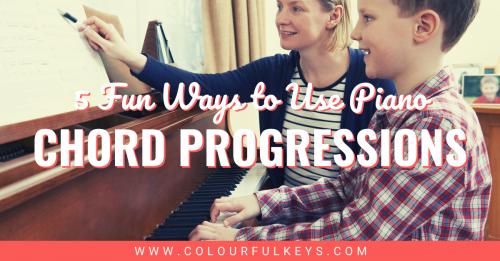 5 Fun Ways to Use Piano Chord Progressions facebook 1