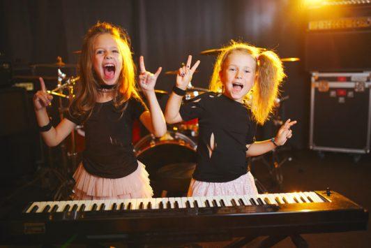 Piano buddies