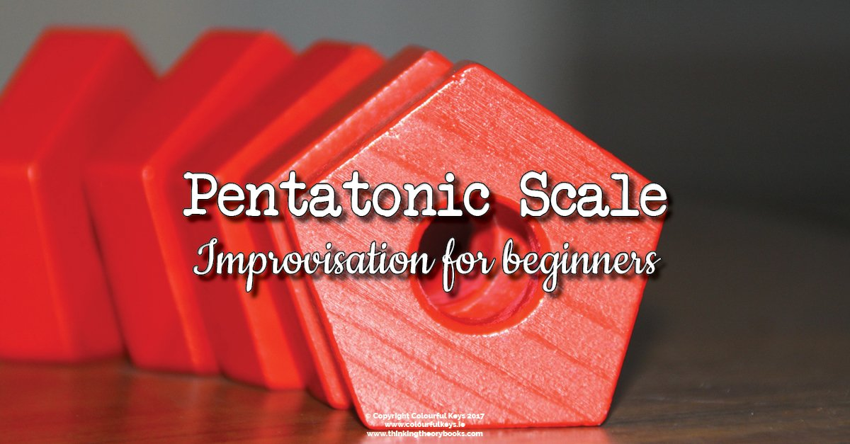 Pentatonic improvisation