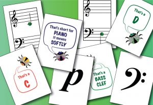 Buggy Bugston board game cards 2