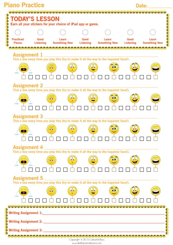 frown-to-smile-assignment-sheets-wriggly
