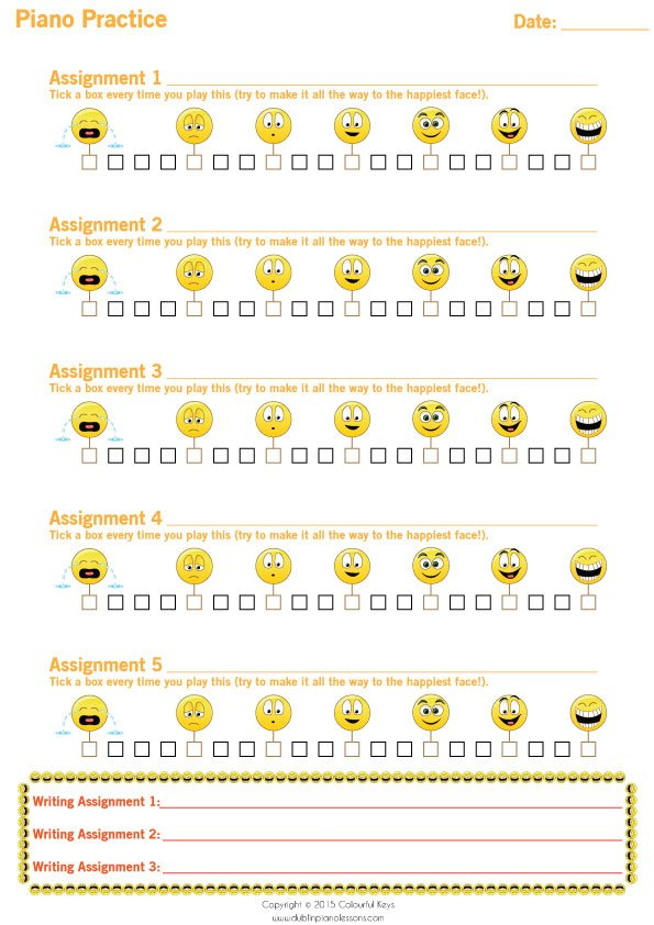 frown-to-smile-assignment-sheets