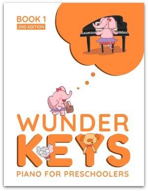 Wunderkeys book 1