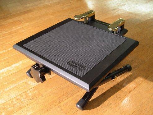 A-leg-gro-ped pedal extender