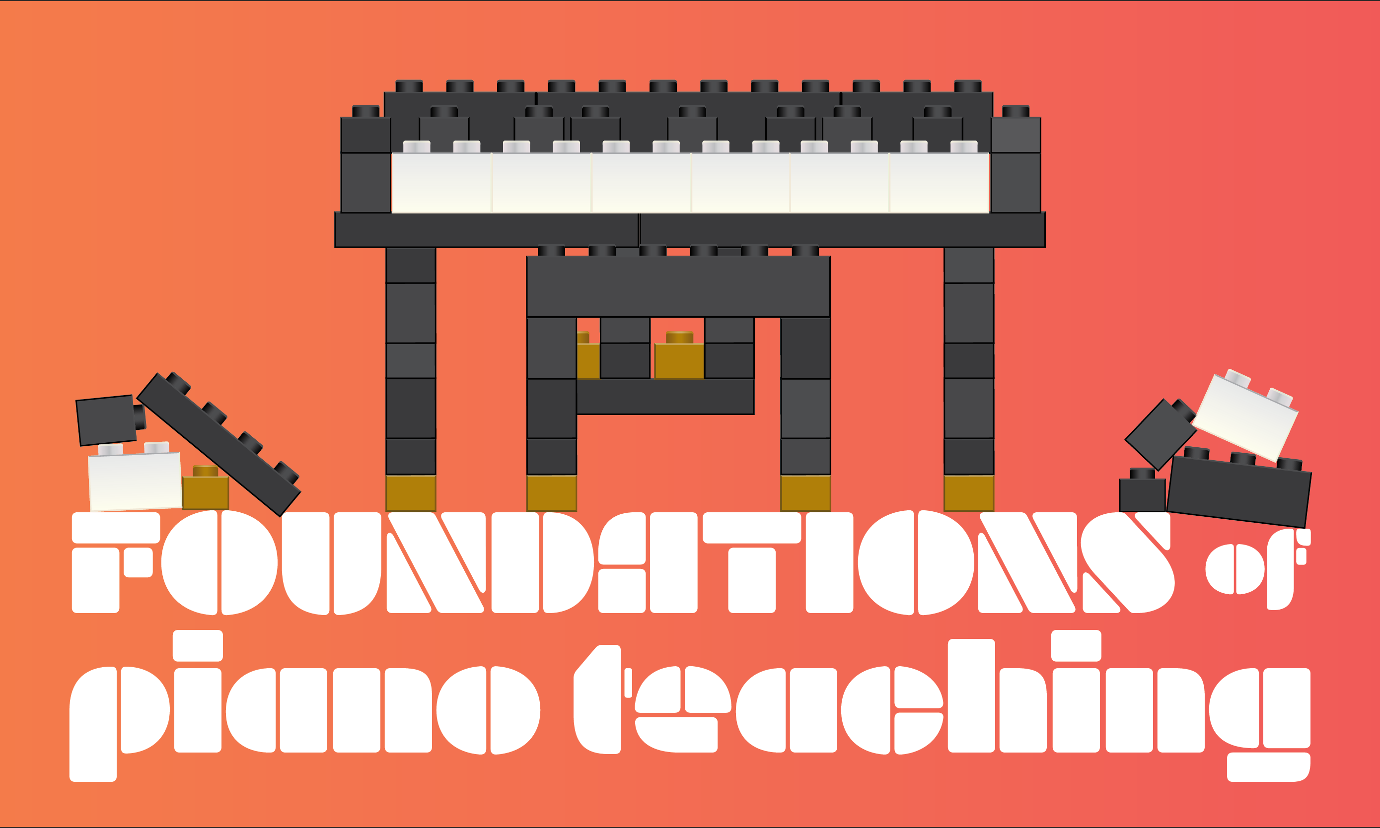 course about teaching beginner piano students