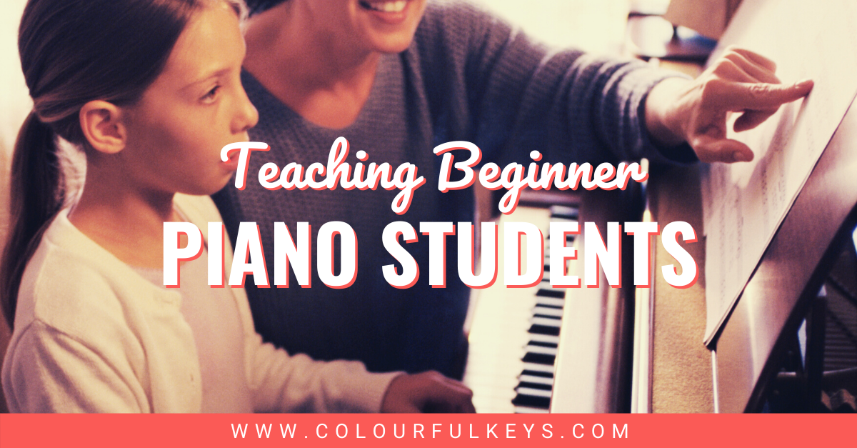 How to Teach Beginner Piano Students Facebook 1