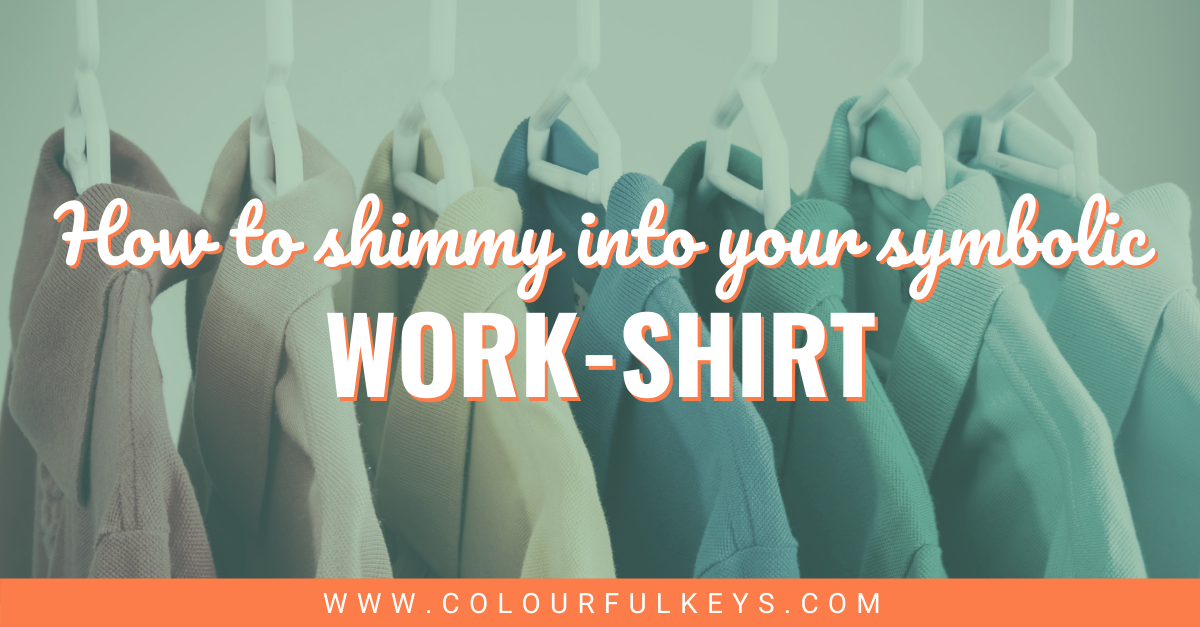Shimmy into Your Symbolic Work-Shirt facebook 2